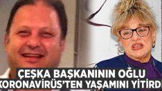 ÇEŞKA Başkanı Berna Güler'in oğlu Bekir Özbakırcı Koronavirüs nedeniyle hayatını kaybetti!