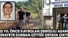 15 yıl önce kaybolan Orhan Karaoğlan'ın cinayete kurban gittiği ortaya çıktı!