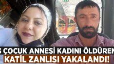 3 çocuk annesi Sibel Şirin'i öldüren katil zanlısı Bülent Köle yakalandı!