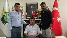 Akhisarspor'un yeni Başkanı Evren Özbey oldu
