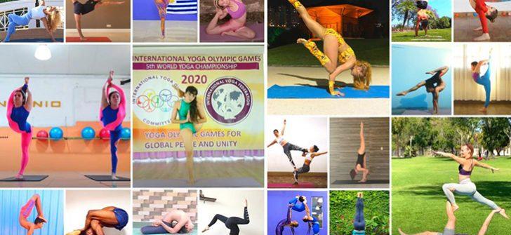 Yoga Olimpiyat Ödül Töreni