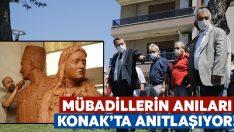 Mübadillerin anıları Konak'ta anıtlaşıyor!