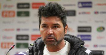 Denizlispor teknik direktörü Hakan Kutlu istifa etti