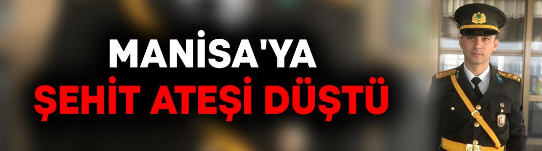 Piyade Teğmen Osman Alp şehit düştü